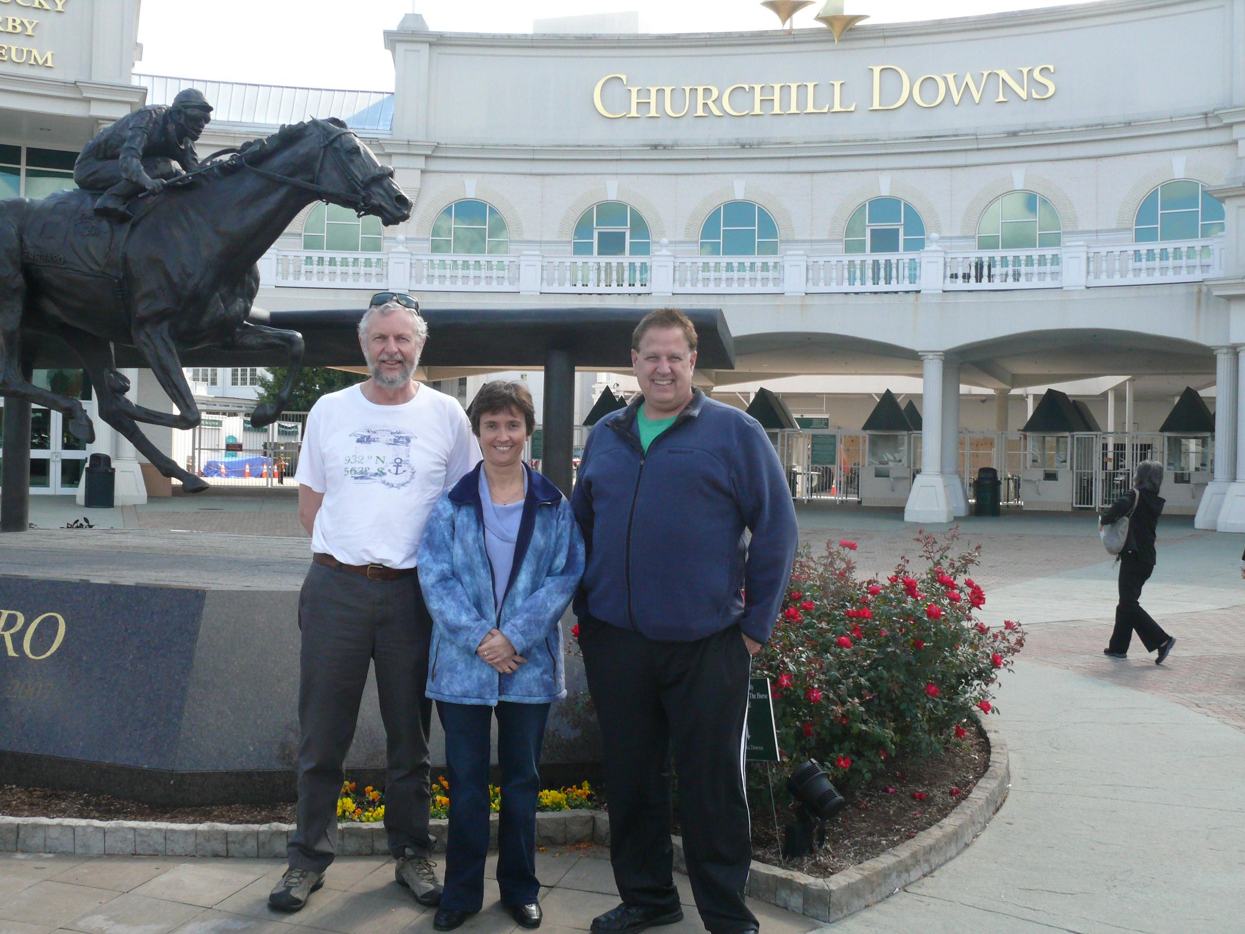 Drs. Norton, Beeton, and Pennington in Louisville, Kentucky, in 2013