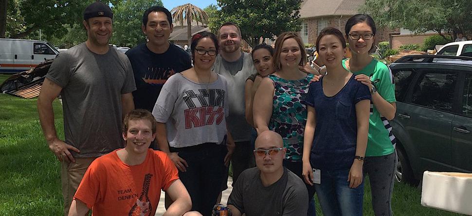 Deneen Lab Members 2015 - Post Flood