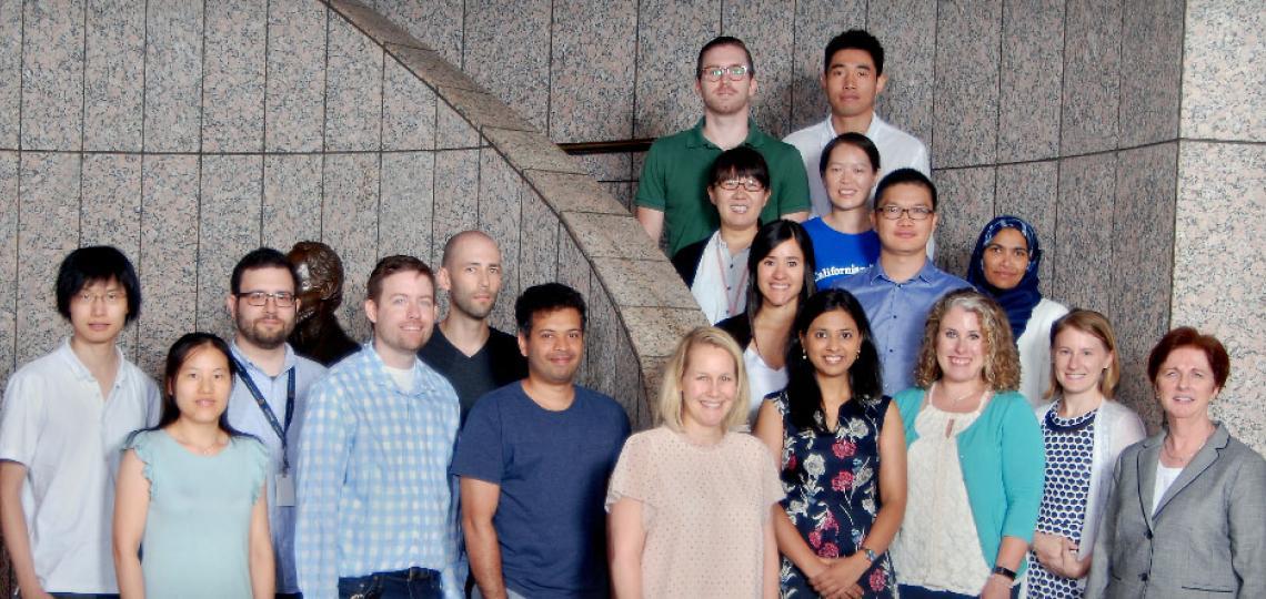 CNRC Postdoc Fellowship Program Members 2019-2020
