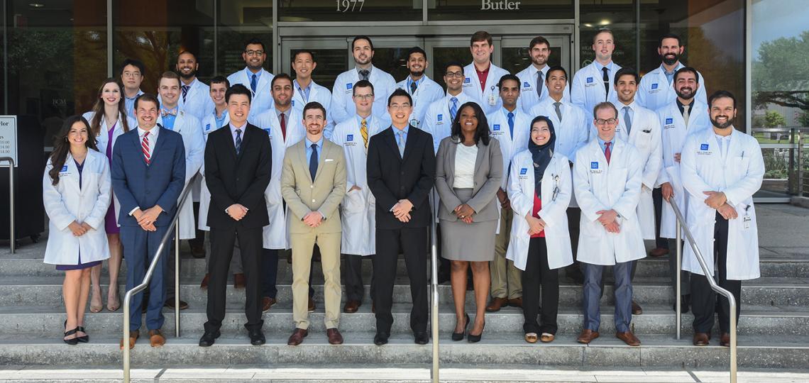 Orthopedic Surgery Residents 2017-18