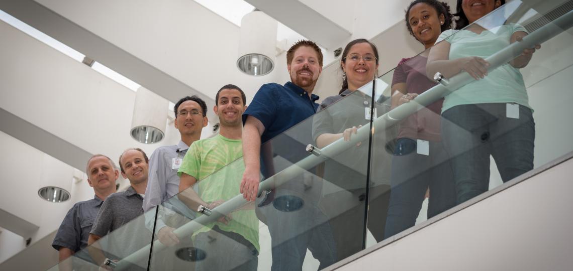 Zechiedrich Lab Members 2016