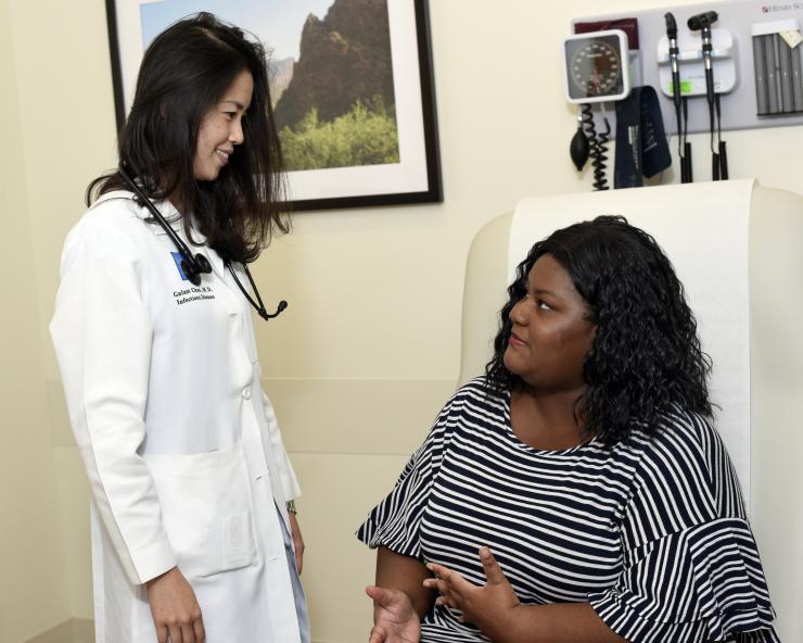 Infectious Disease Healthcare 2019