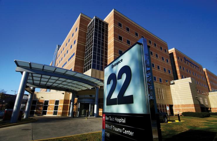 Ben Taub Hospital.