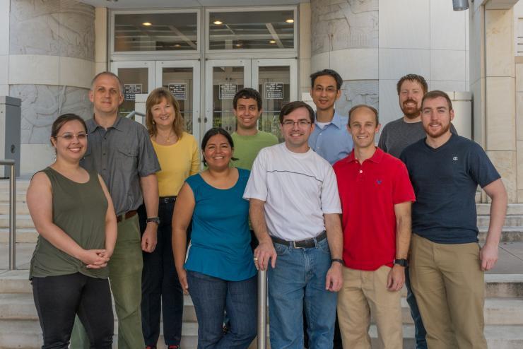 Zechiedrich Lab Members 2015