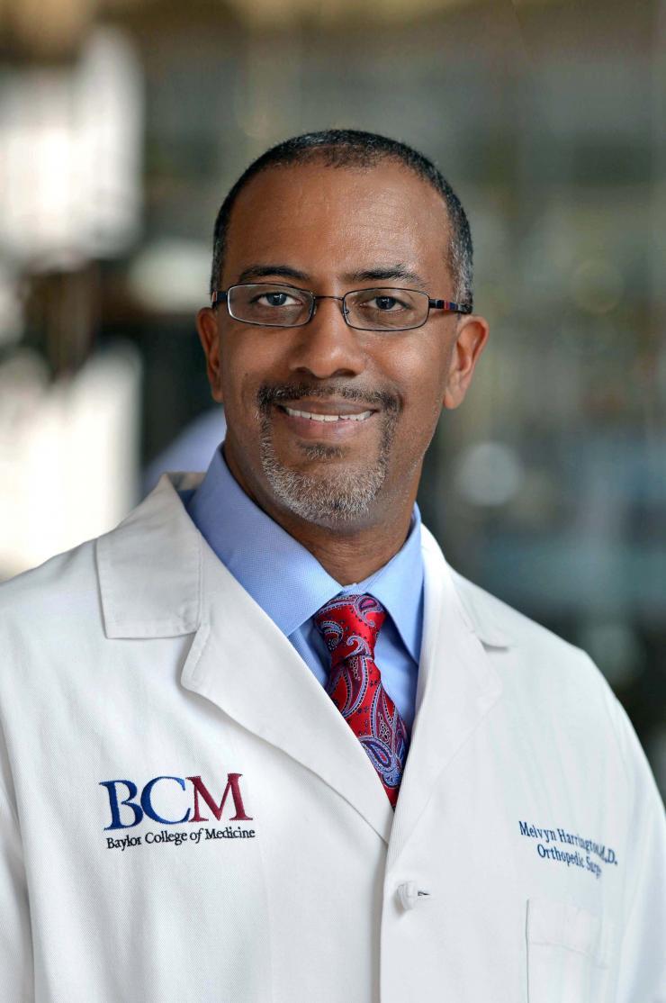 Dr. Melvyn A. Harrington Jr.