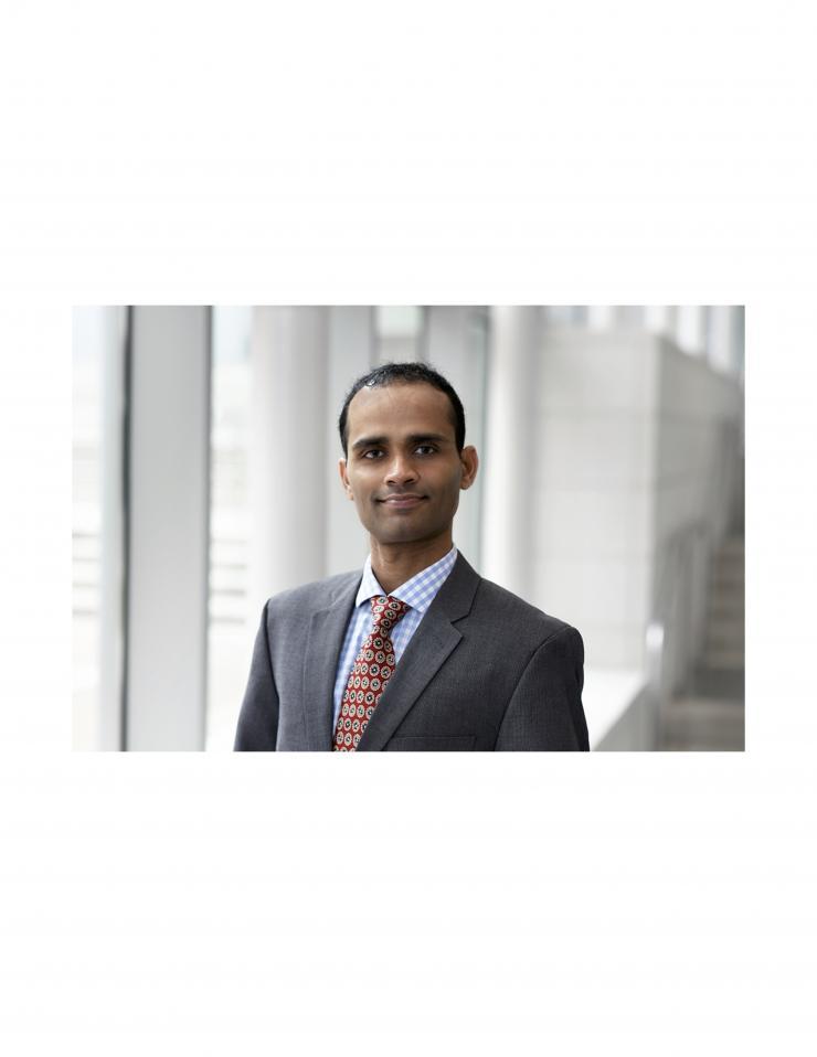 Shyam Kavuri, Ph.D. - Assistant Professor