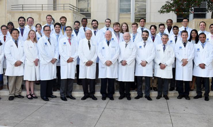 Faculty, Residents, and Fellows in the Scott Department of Urology