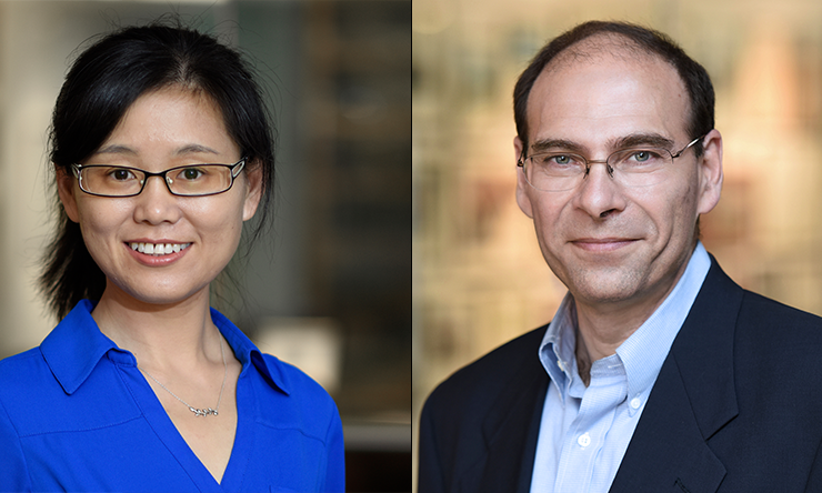 Dr. Meng Wang and Dr. Olivier Lichtarge
