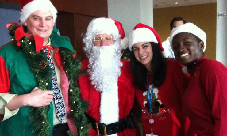 Pediatric Residency Program Christmas Party