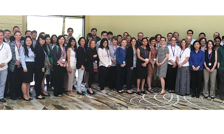 Group photo from the 2016 Annual Retreat for the Graduate Program in Immunology.