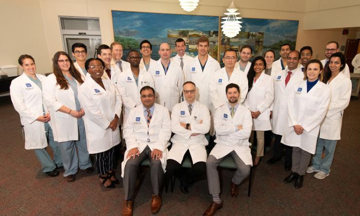 Neurosurgery Residents 2018-2019