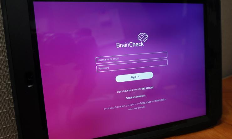 braincheck application