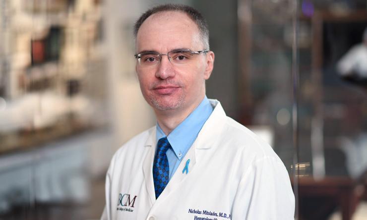 Dr. Nicholas Mitsiades
